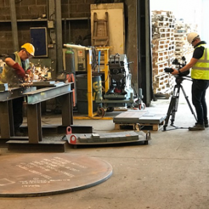 Steel-Works-Video-Filming